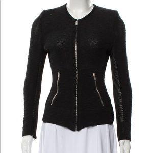 IRO knit jacket